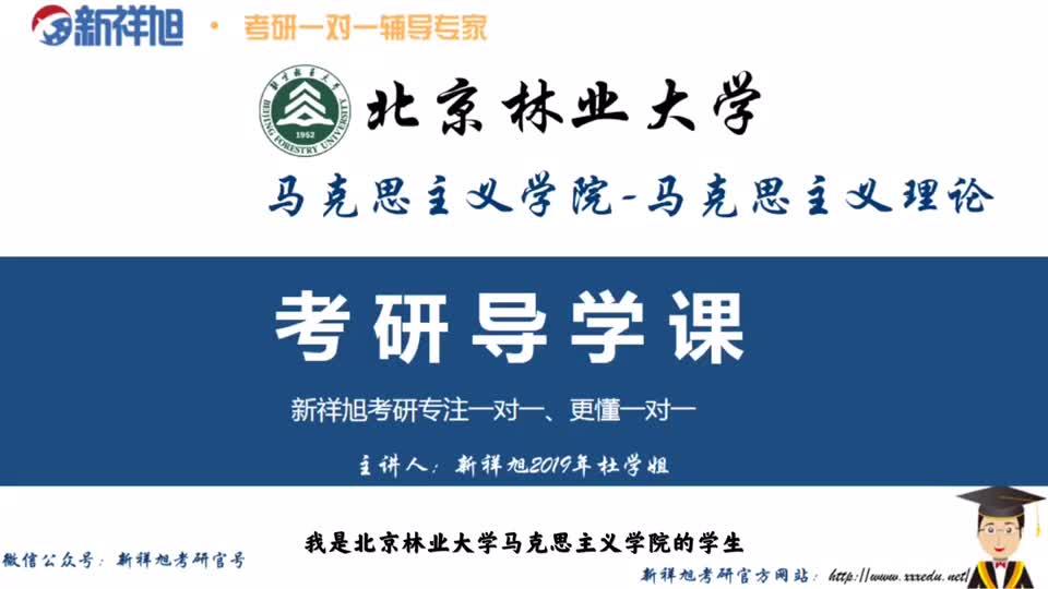 北京林业大学马克思主义理论考研经验.mp4